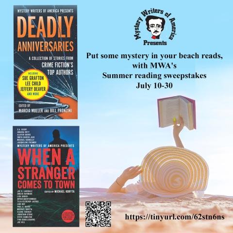 Summer rreading graphic